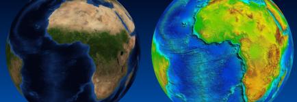 geospatial example
